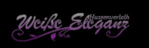 Logo - weisse eleganz_